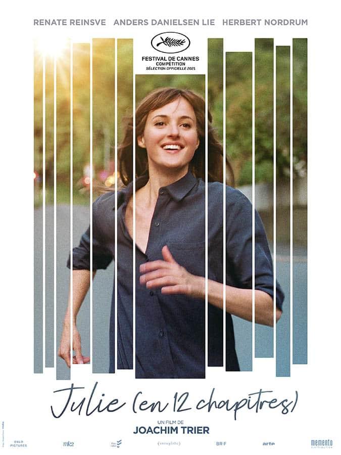 Julie en 12 chapitres, affiche du film de Joachim Trier