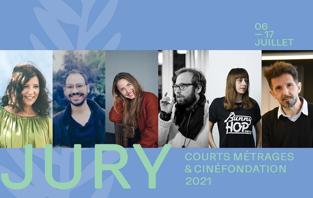 Jury des courts métrages 2021