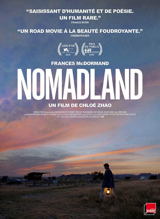 Nomadland, affiche
