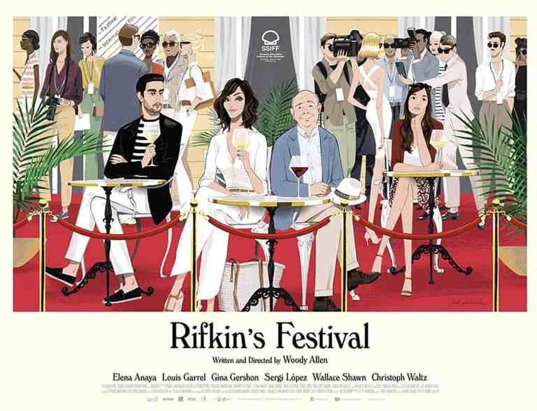 Rifkin's Festival de Woody Allen en salle en septembre