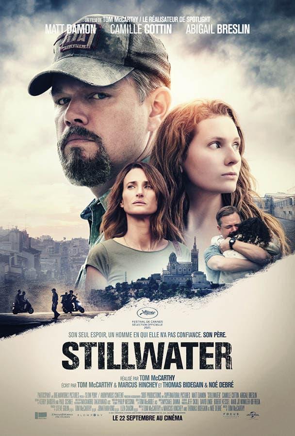 Stillwater, affiche du film