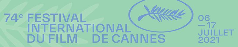 Bandeau Cannes 2021 vert