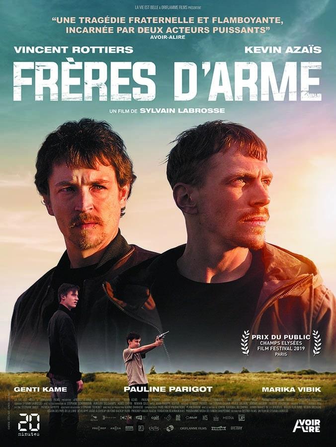 Frères d'arme, affiche (2021)