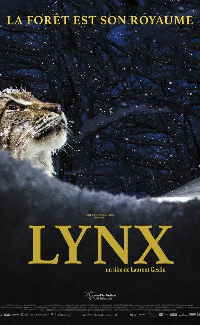 Lynx, affiche du film de Laurent Geslin