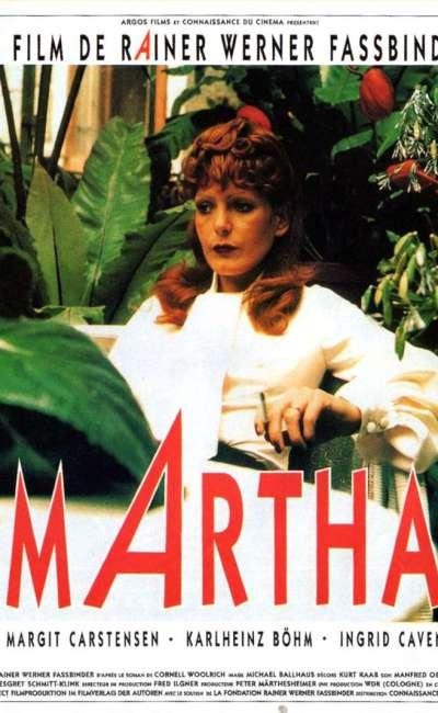 Martha, l'affiche