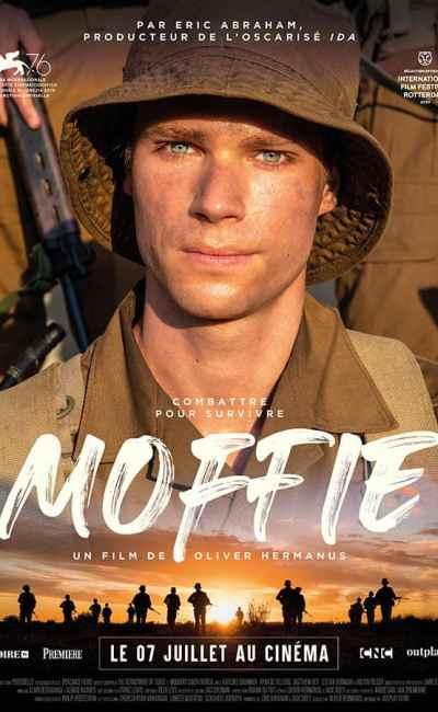 Affiche du film Moffie d'Oliver Hermanus, avec Kai Luke Brummer