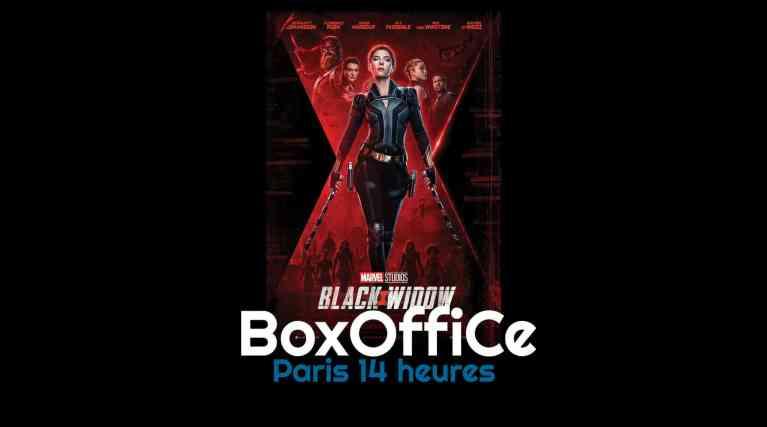 Démarrages Paris 14h (7 juillet) : Black Widow magistrale