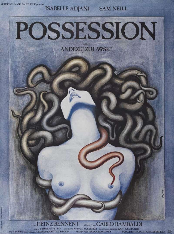 Possession, l'affiche