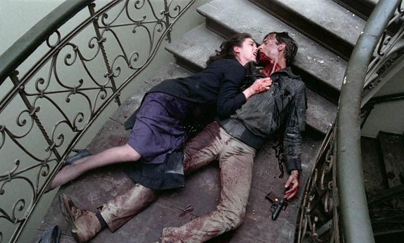 Isabelle Adjani et Sam Neill dans Possession de Zulawski (1981)