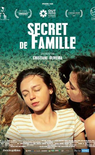 Affiche de Secret de Famille de Cristiane Oliveira