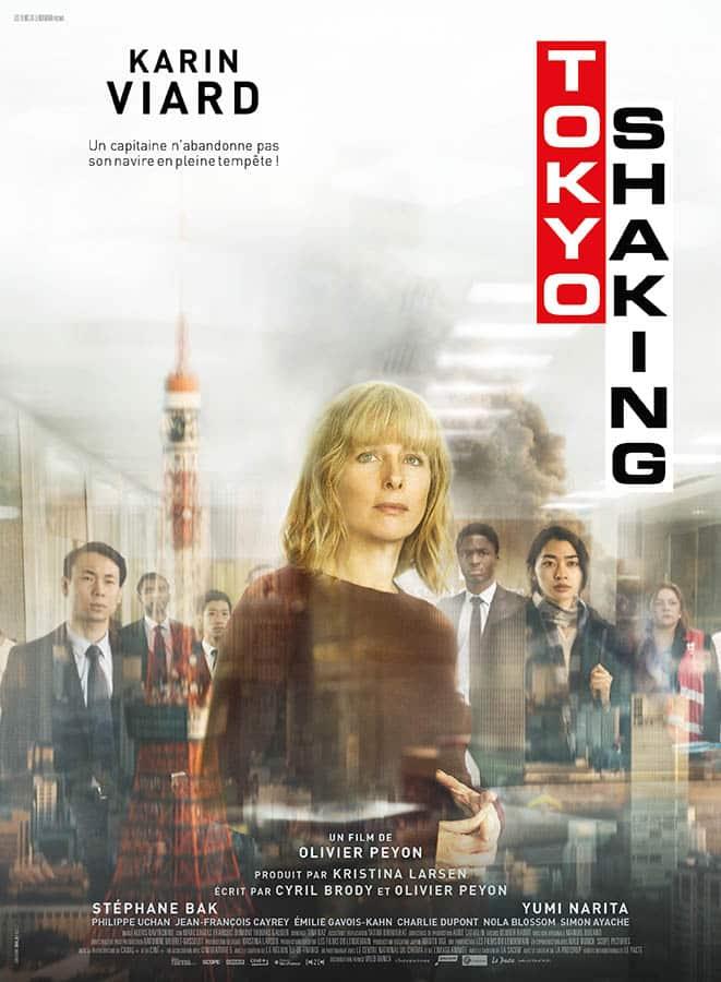 Tokyo Shaking,