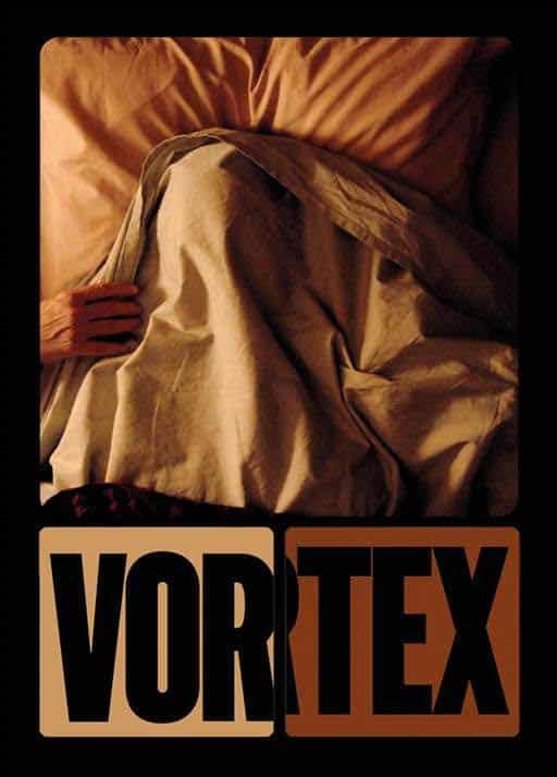 Affiche teaser, Vortex de Gaspar Noé