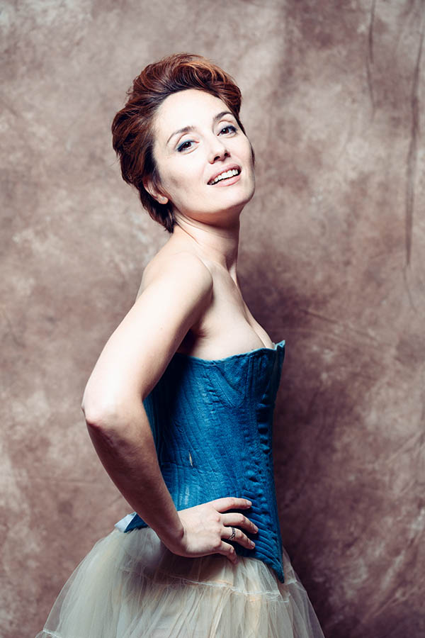 Céline Mauge (Laughing Seabird), promotion de The Transformation Place