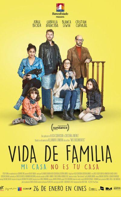 Gabriela Arancibia dans Vida de Familia