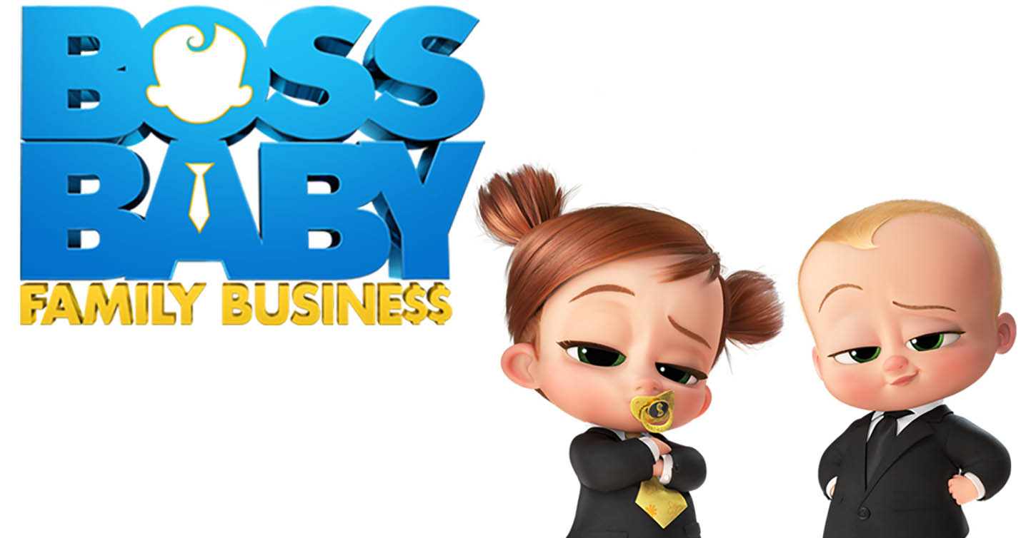 Baby Boss 2 Family Business, chiffres box-office