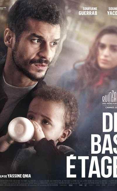De bas étage de Yassine Qnia, affiche du film (2021)