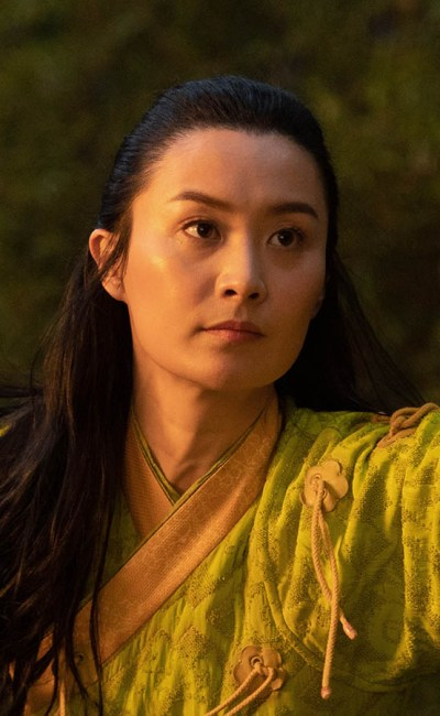 Fala Chen est Ying Li dans Shang-Chi : légende des dix anneaux (portrait)
