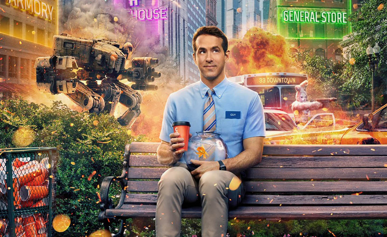 Free Guy au box-office