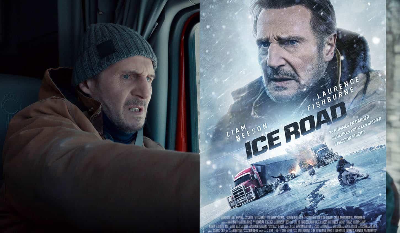 Ice Road, news box-office