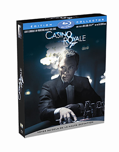 Casino Royale en blu-ray