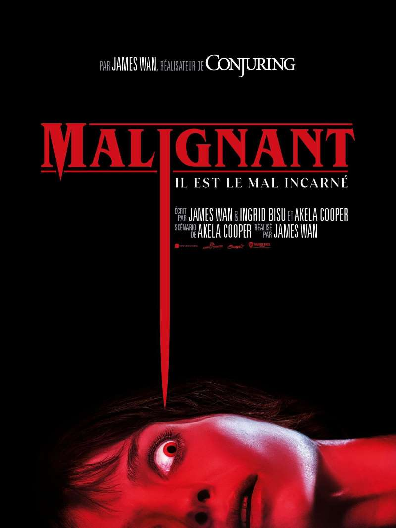 Malignant, l'affiche