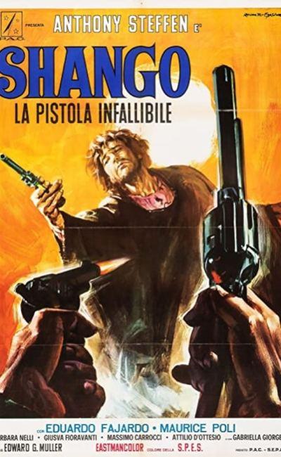 Shango, affiche italienne du film