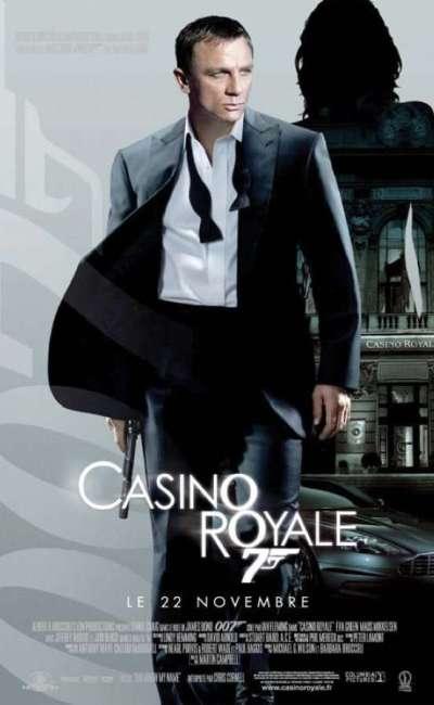 Casino Royale, l'affiche française