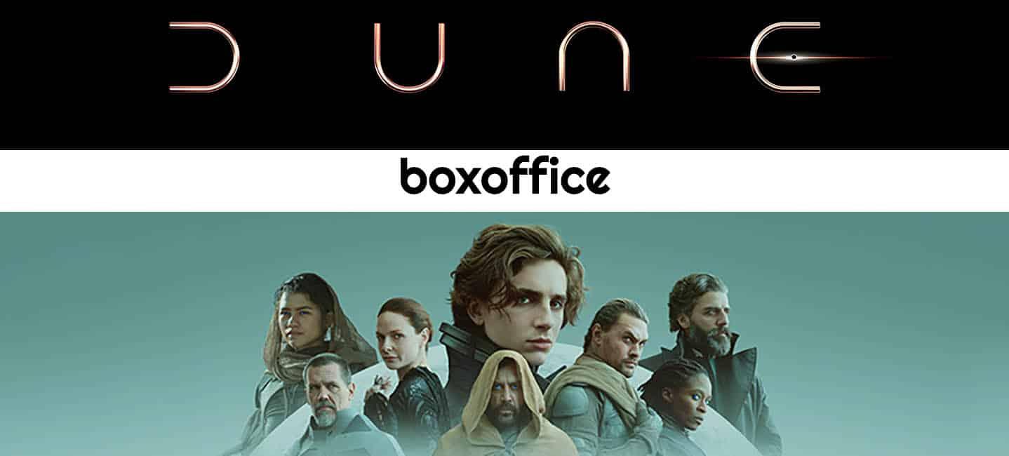 Dune de Denis Villeneuve : box-office