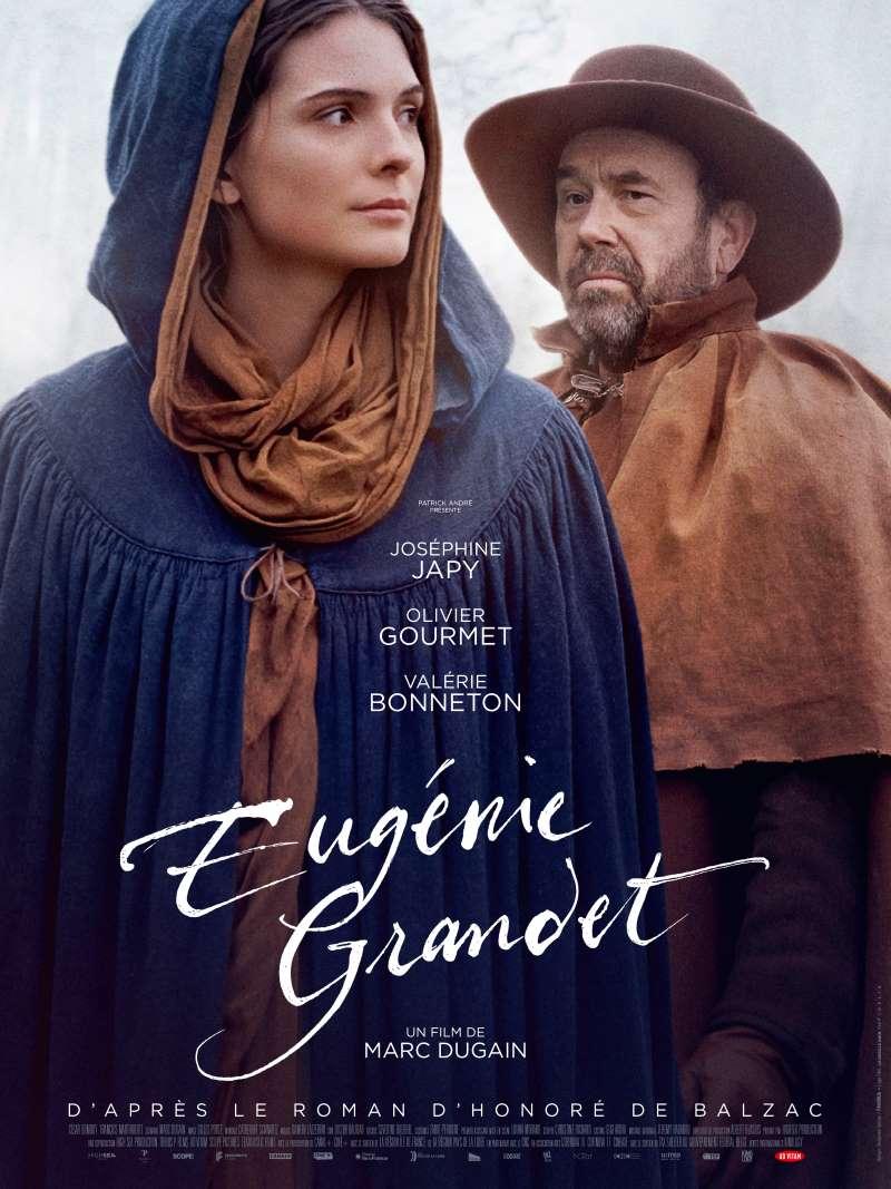 Eugénie Grandet, l'affiche