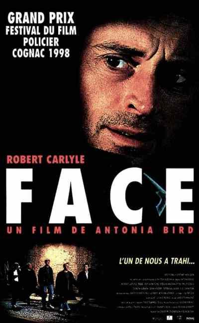 Face, affiche du film d'Antonia Bird