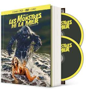 Les monstres de la mer, Mediabook