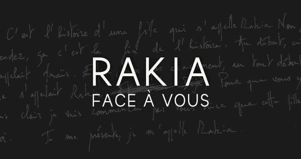 Rakia : le rose et le noir assumés