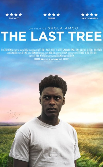 The Last Tree, affiche VOD