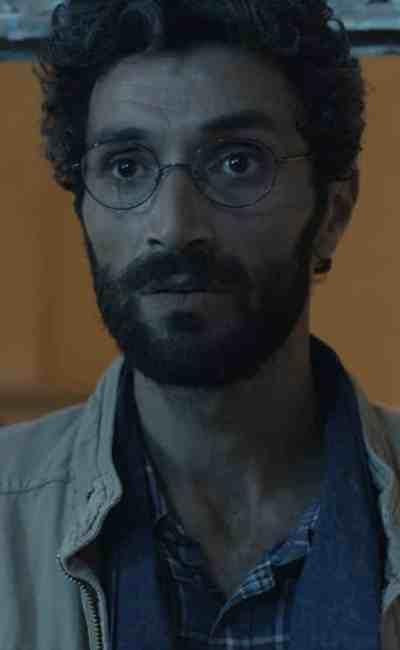 Ziad Bakri dans Le traducteur