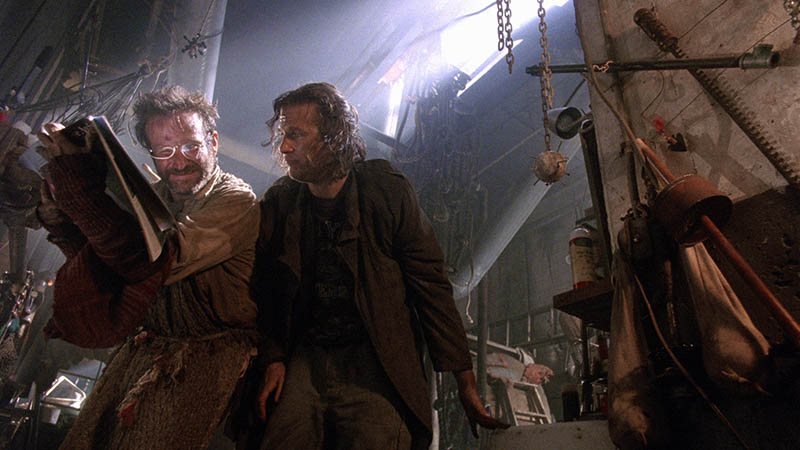The Fisher King, photo 7