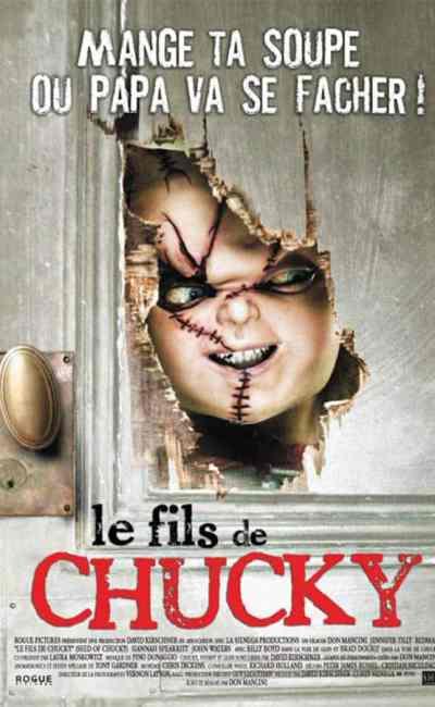 Le fils de Chucky, affiche France