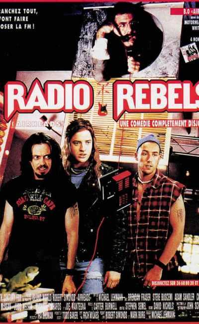 Radio Rebels, affiche