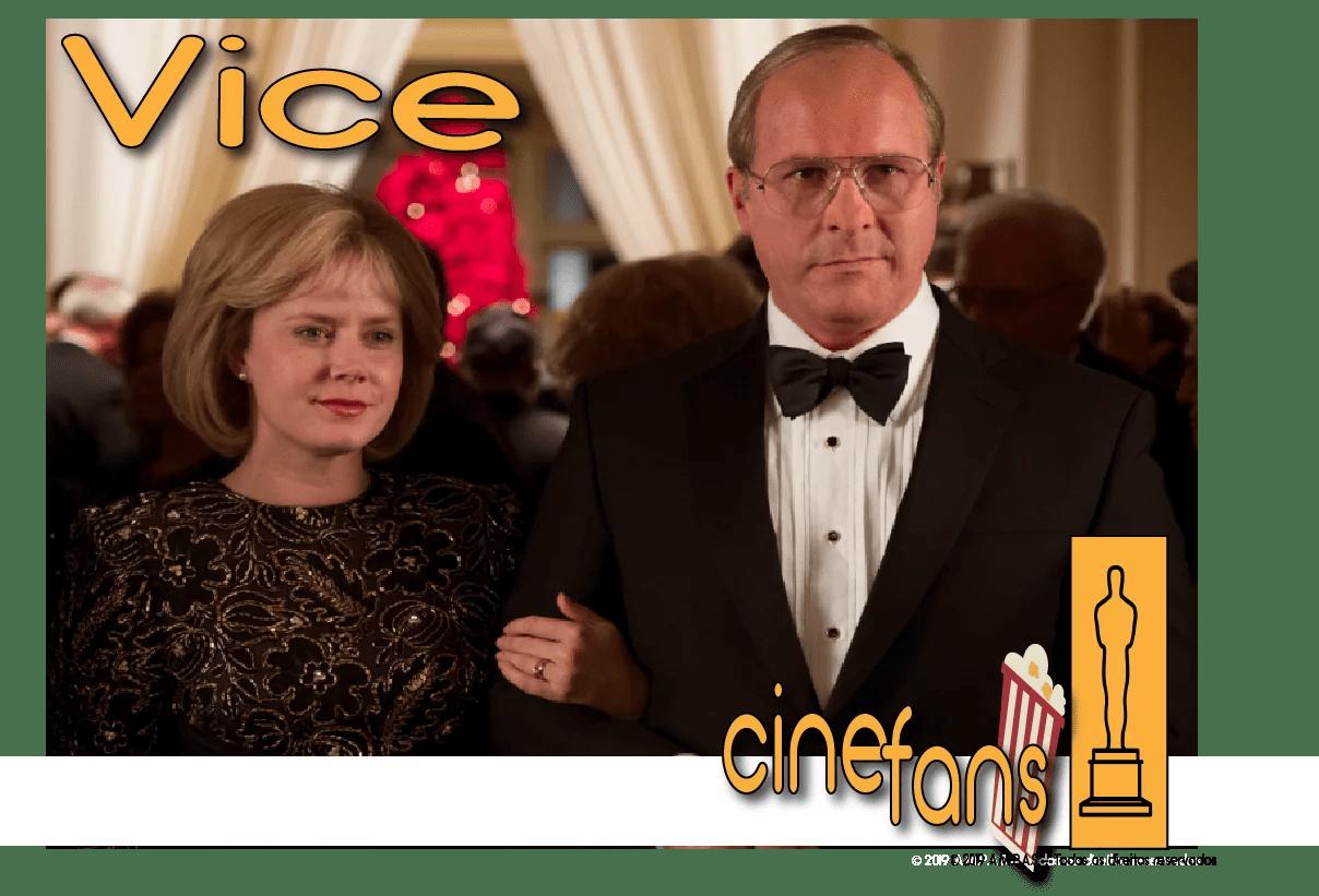Cinefans no Oscar hoje é dia de Vice