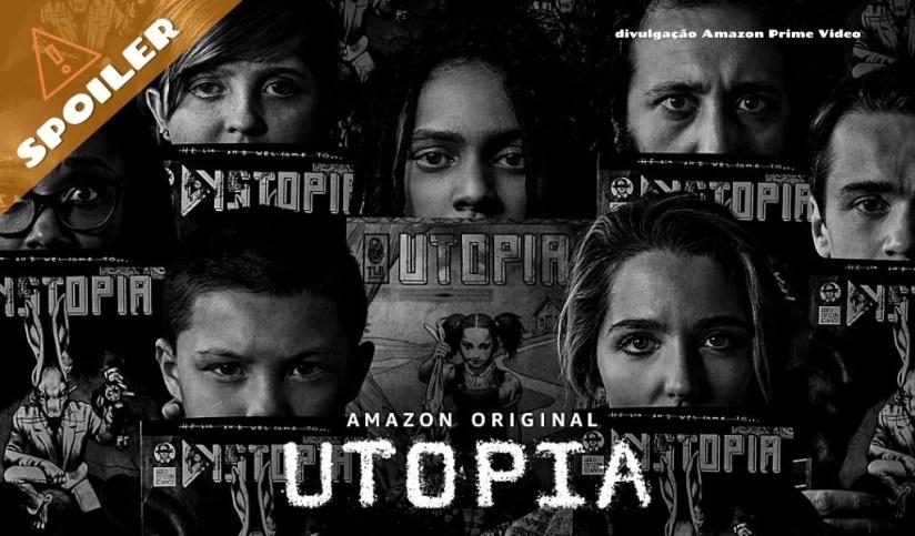 Utopia | A série certa no momento errado?!