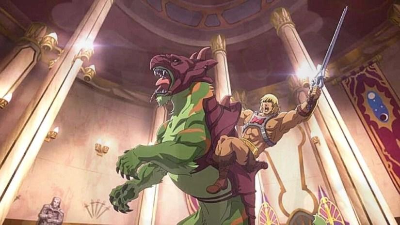 Mestres do Universo: Salvando Eternia (e He-Man?)