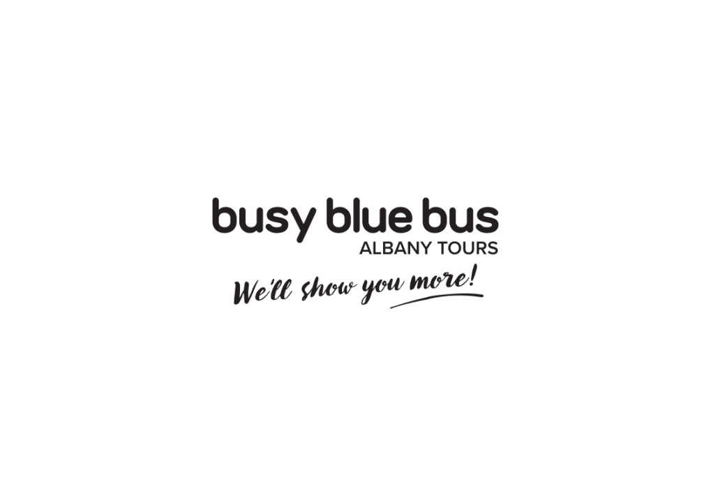 Busy Blue Bus Tours