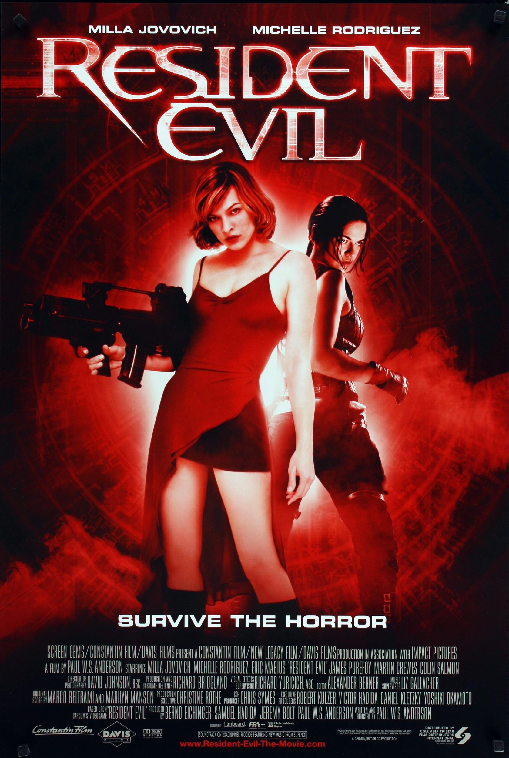 Poster do filme Os Residentes