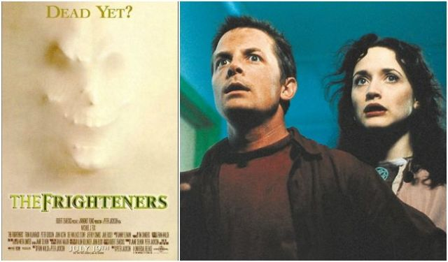 Agárrame esos fantasmas (1996)