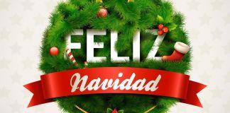 Calendario Feliz Navidad