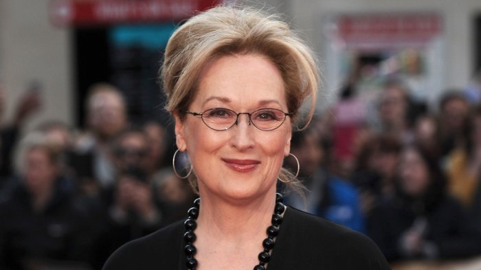 Meryl Streep Star Wars