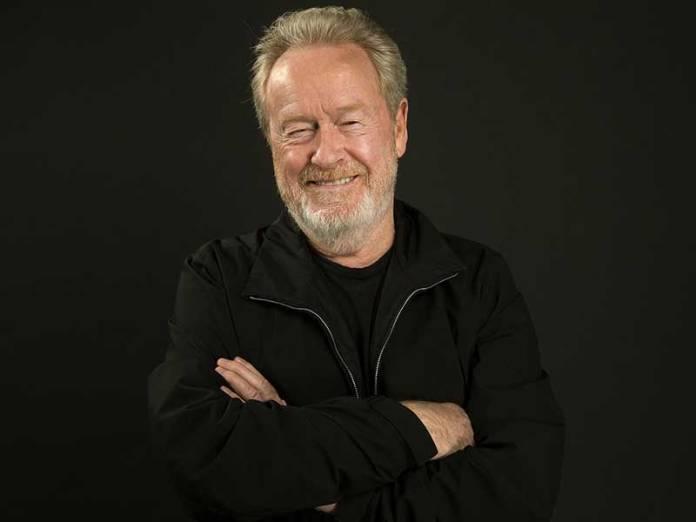 Ridley Scott disney merlín