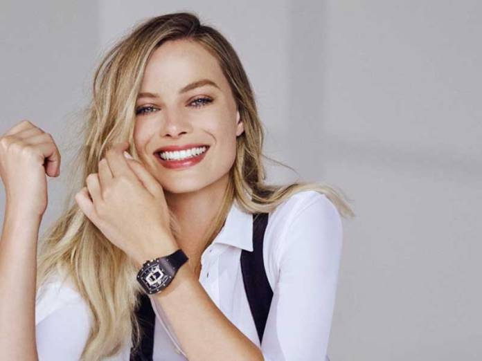 Margot Robbie once upon a time in hollywood tarantino