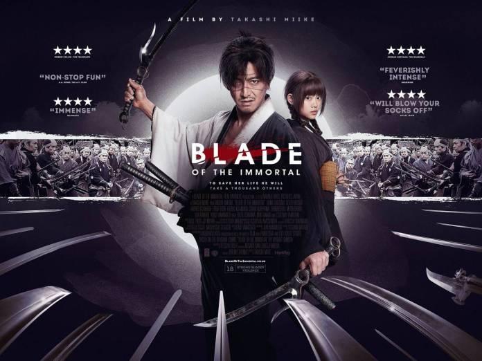 blade of immortal takashi miike