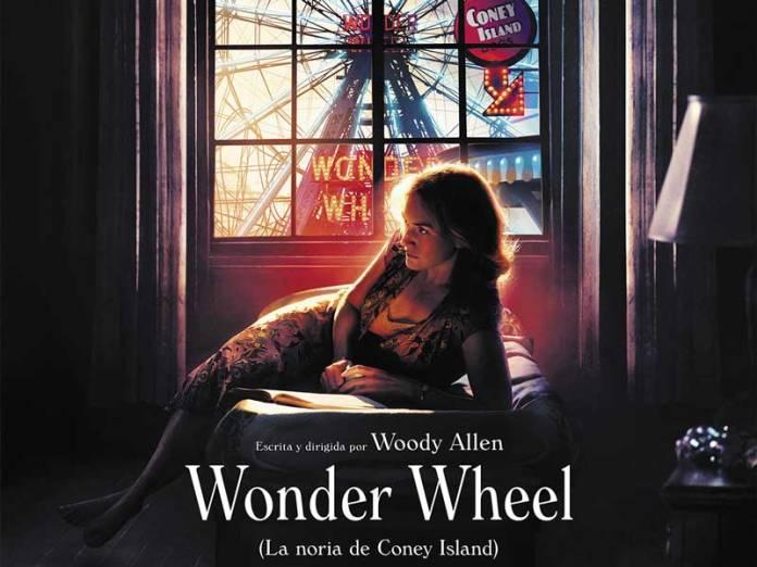 estrenos de cine wonder wheel