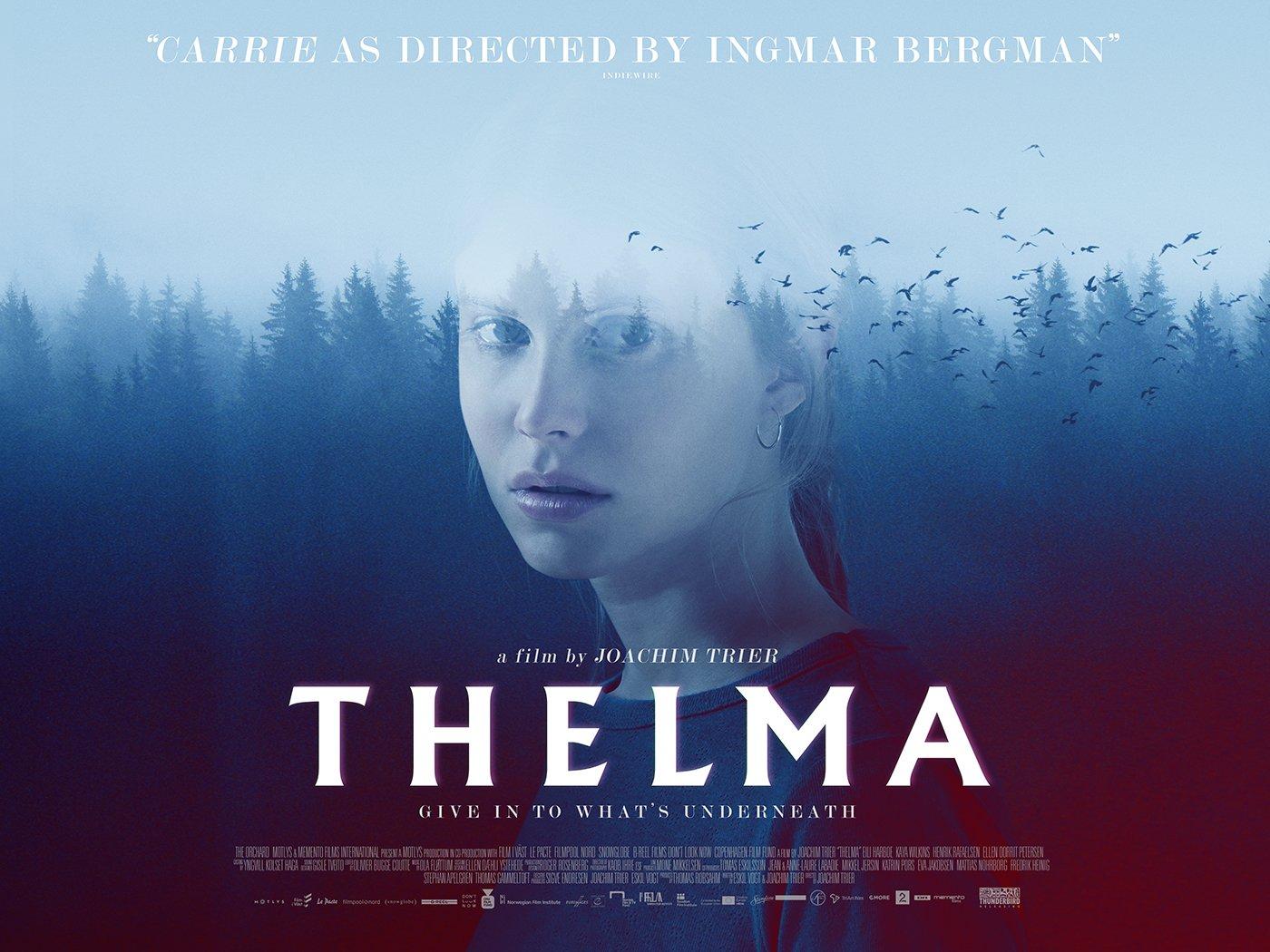 Thelma (2017) - Alternate Ending : Alternate Ending